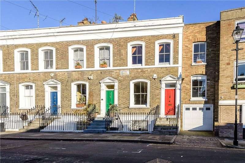 4 Bedrooms Terraced House for sale in Wilton Square, London, N1