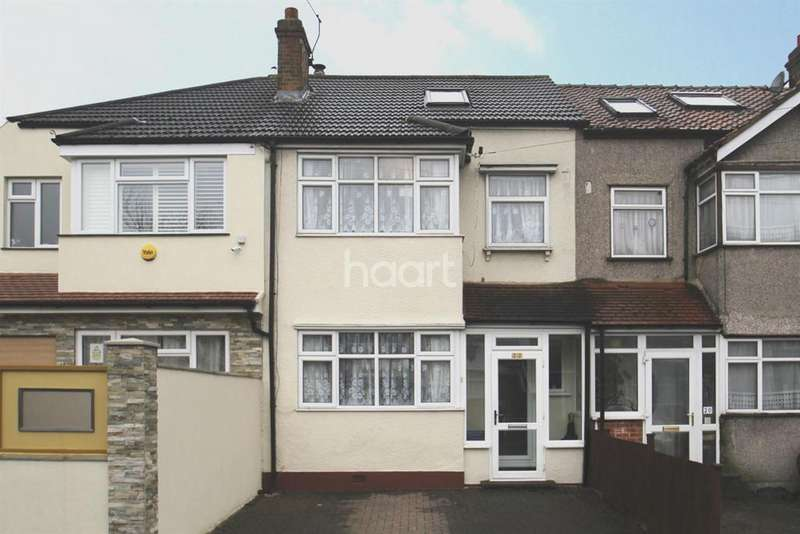 4 Bedrooms Terraced House for sale in Eldertree Way, Mitcham, CR4