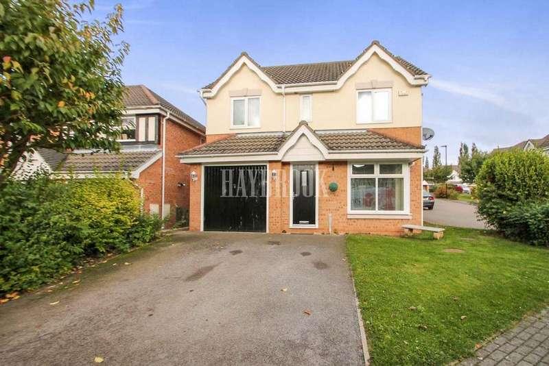 4 Bedrooms Detached House for sale in Bridle Stile Gardens, Mosborough