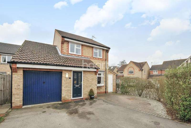 3 Bedrooms Detached House for sale in Granta Leys, Linton