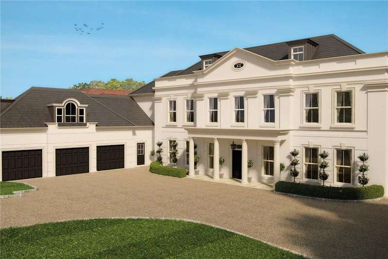 6 Bedrooms Residential Development Commercial for sale in Eaton Park, Cobham, Surrey, KT11