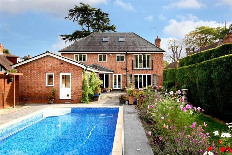 5 Bedrooms Detached House for sale in Locks Ride, Ascot, Berkshire, SL5