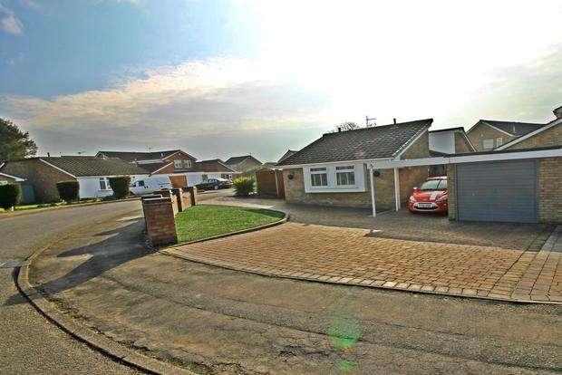 2 Bedrooms Detached Bungalow for sale in Blakesley Road, Wigston Meadows, Leicester, LE18