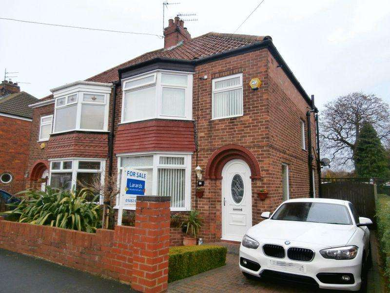 3 Bedrooms Semi Detached House for sale in Bernadette Avenue, Anlaby Common