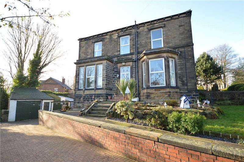 4 Bedrooms Semi Detached House for sale in Rutland House, Rutland Road, Batley