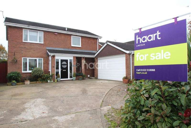 4 Bedrooms Detached House for sale in Manton Road, Lincoln, LN2
