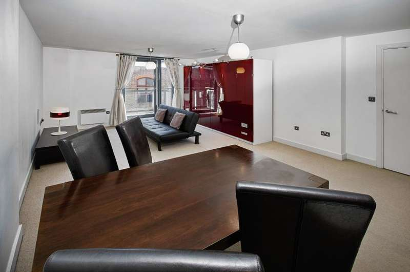 1 Bedroom Flat for sale in Eluna Apartments, Wapping, london, E1W