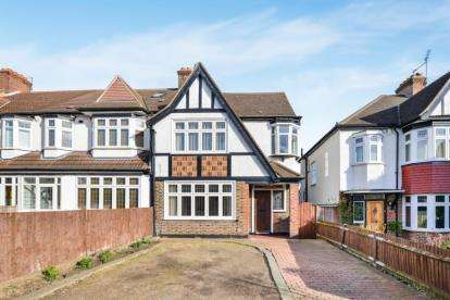 4 Bedrooms End Of Terrace House for sale in Cedar Road, Bromley