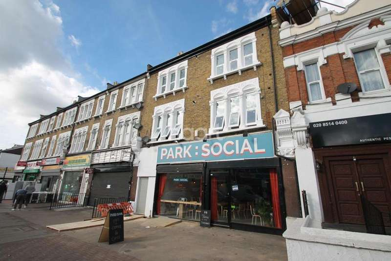 1 Bedroom Flat for sale in Romford Road
