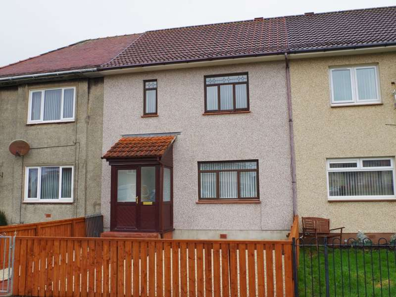 4 Bedrooms Terraced House for sale in 33 Reid's Avenue, Stevenston, KA20 4BD