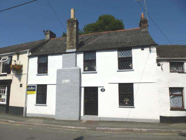4 Bedrooms Terraced House for sale in Colebrook Road, Plympton, Plymouth, Devon