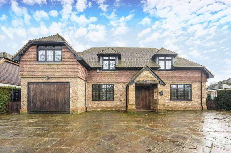 5 Bedrooms Detached House for sale in Worlds End Lane Orpington BR6