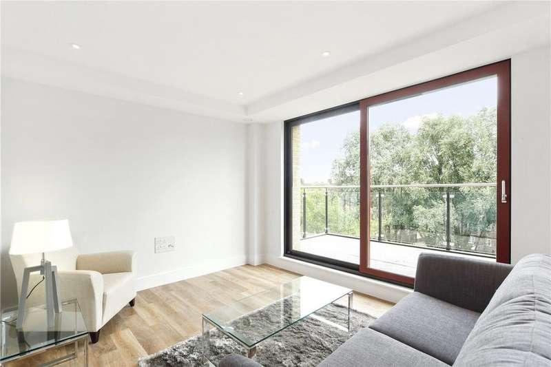 1 Bedroom Flat for sale in Knaresborough Drive, Earlsfield, London, SW18