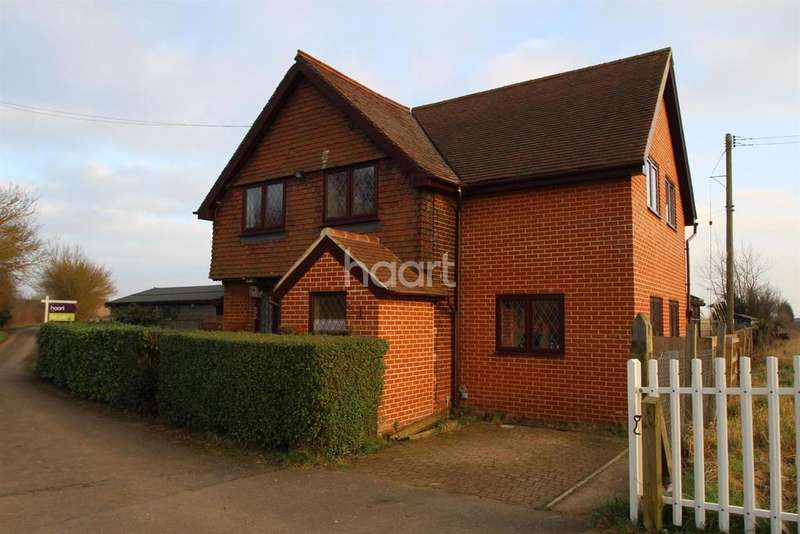 4 Bedrooms Detached House for sale in SOHAM