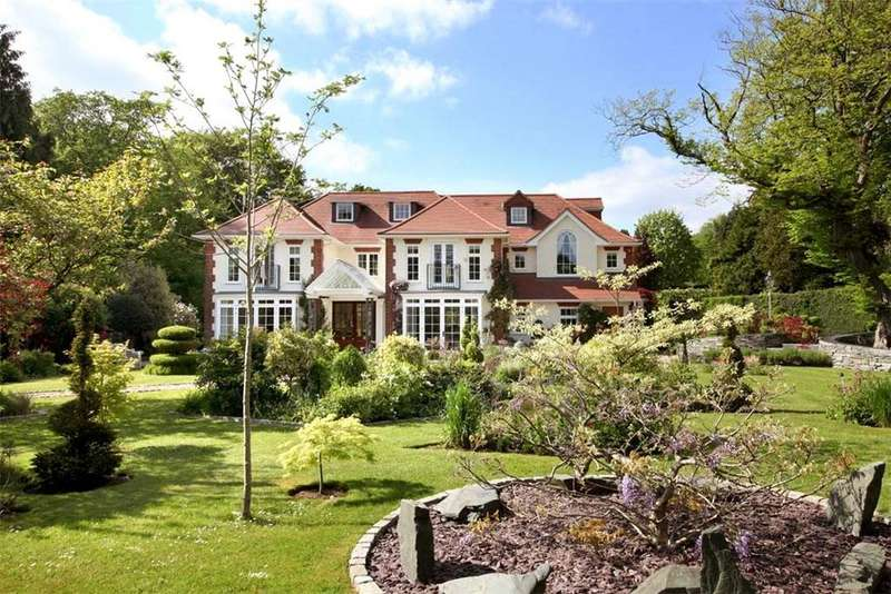6 Bedrooms Detached House for sale in Burkes Road, Beaconsfield, Buckinghamshire, HP9
