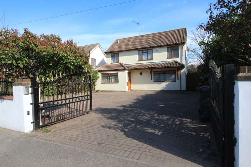 5 Bedrooms Detached House for sale in Main Road, Sutton At Hone, Dartford, DA4