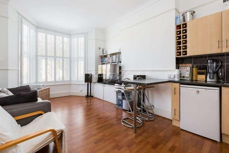 1 Bedroom Flat for sale in Wellmeadow Road SE6