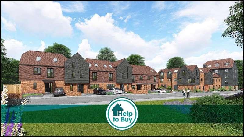 1 Bedroom Flat for sale in Mill Lane Sevenoaks TN14
