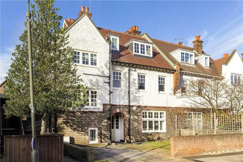 6 Bedrooms Semi Detached House for sale in Belvedere Grove, Wimbledon Village, London, SW19