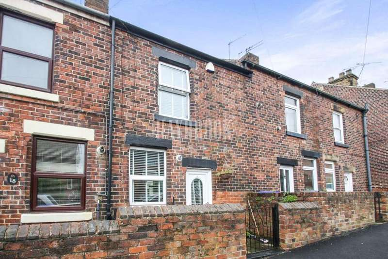 2 Bedrooms Terraced House for sale in Stone Street, Mosborough
