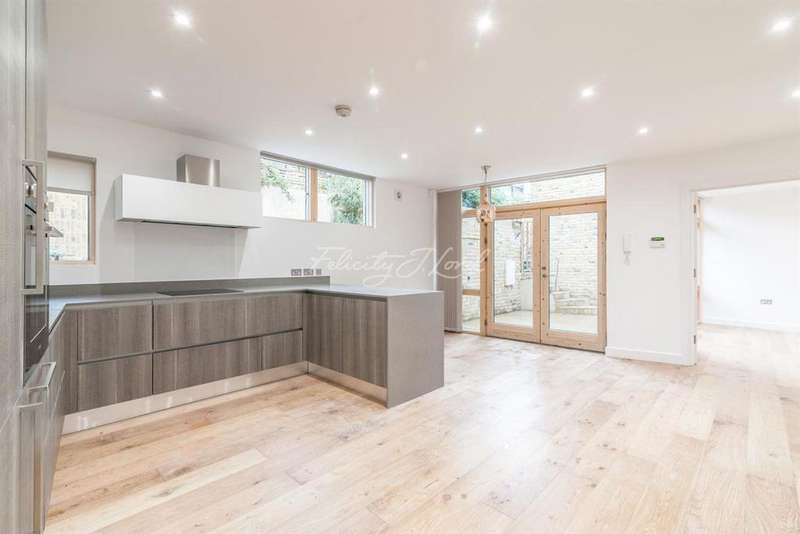 3 Bedrooms Terraced House for sale in Moray Mews, N7