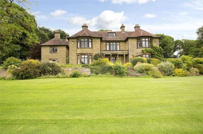 9 Bedrooms Detached House for sale in Leysthorpe, Oswaldkirk, York, YO62