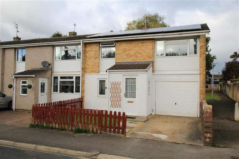 4 Bedrooms Terraced House for sale in Felton Close, Newton Aycliffe, County Durham