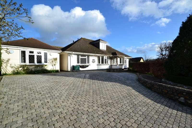 4 Bedrooms Detached Bungalow for sale in Bridport
