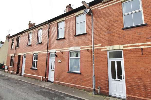 3 Bedrooms Terraced House for sale in Boddington Terrace, Caerleon, NEWPORT
