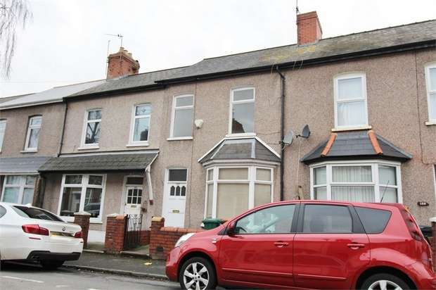 2 Bedrooms Terraced House for sale in Durham Road, NEWPORT