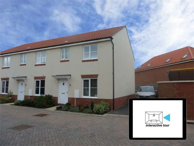 3 Bedrooms End Of Terrace House for sale in Cranbrook, Exeter, Devon