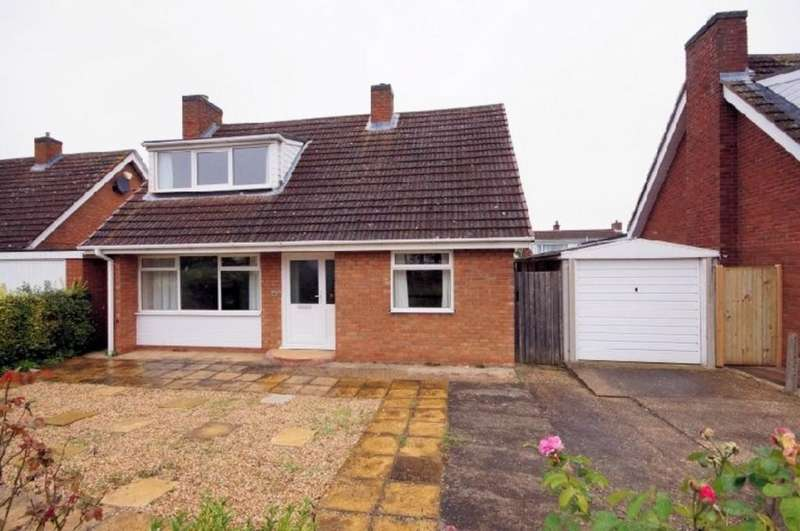 3 Bedrooms Detached Bungalow for sale in Bentley Way, Metheringham