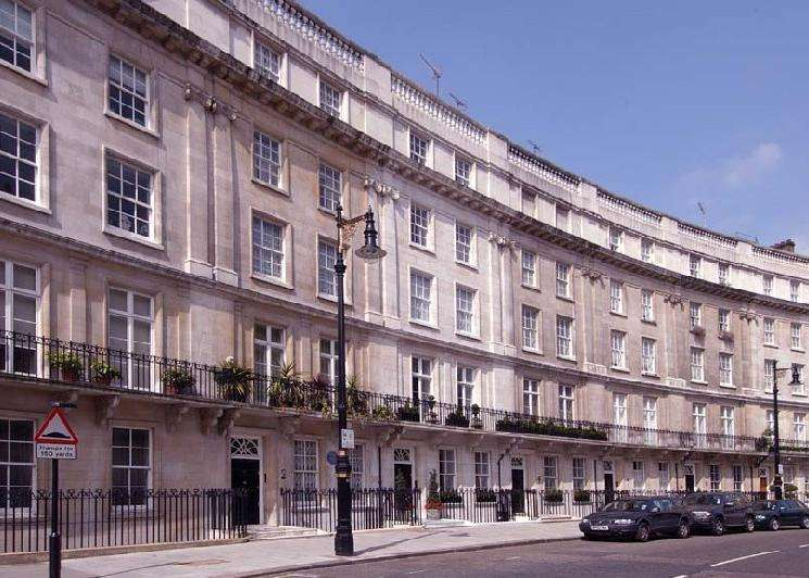 6 Bedrooms Terraced House for sale in Wilton Crescent, Belgravia, London, SW1X