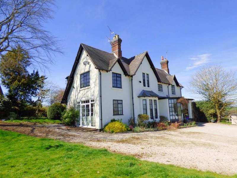 5 Bedrooms Detached House for sale in School Lane, Walton on the Hill