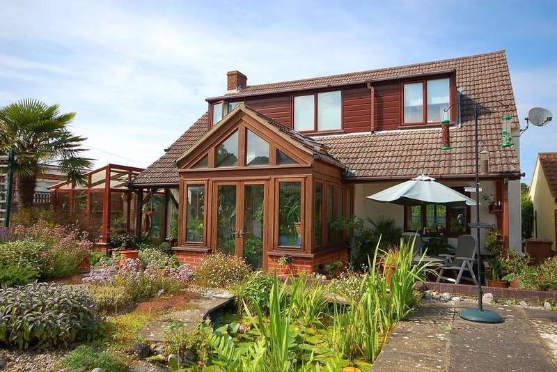 4 Bedrooms Detached House for sale in Heath Road, Sheringham