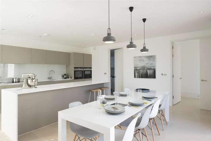 4 Bedrooms Semi Detached House for sale in 8 Granville Terrace, Lansdown Fields, Granville Road, Bath, BA1