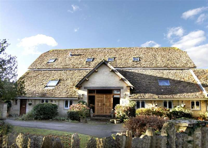 5 Bedrooms Unique Property for sale in Holly Tree House, Grittleton, Chippenham, Wiltshire, SN14