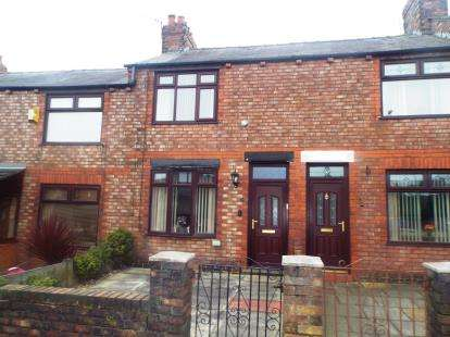 2 Bedrooms Terraced House for sale in Stafford Road, St. Helens, Merseyside, WA10
