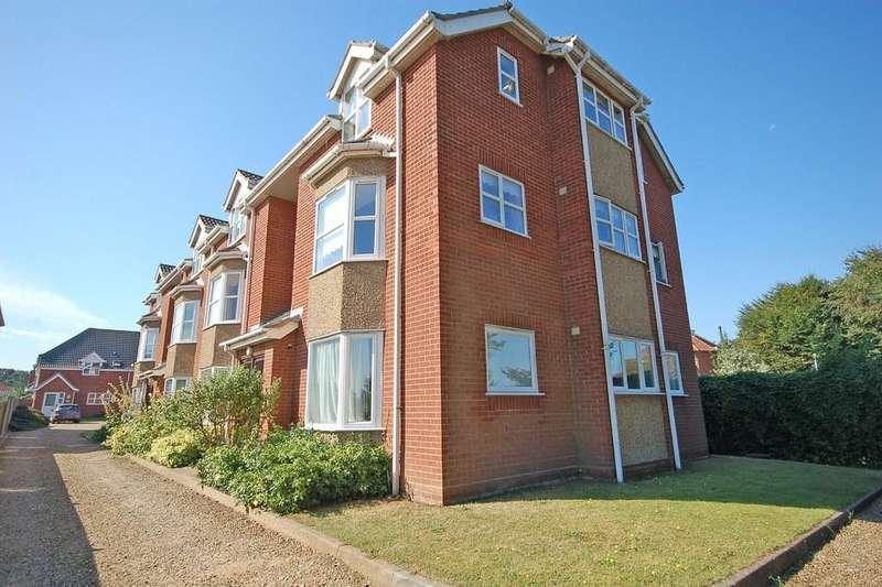 1 Bedroom Ground Flat for sale in Cromer Road, Sheringham