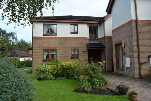 1 Bedroom Retirement Property for sale in 45 The Forge, Braidpark Drive, Giffnock, Glasgow, G46 6LB