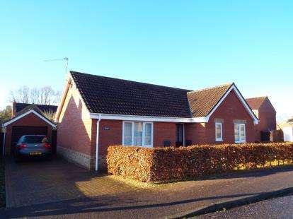 2 Bedrooms Bungalow for sale in Fakenham, Norfolk