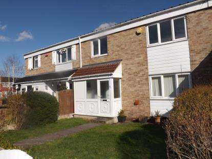 4 Bedrooms Terraced House for sale in Tudor Croft, Chelmsley Wood, Birmingham, West Midlands