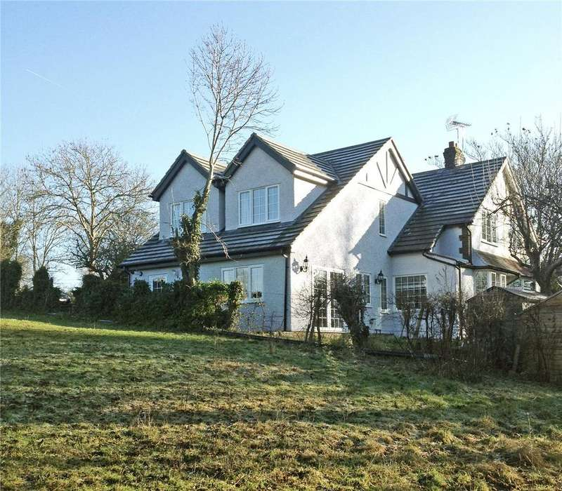 4 Bedrooms Semi Detached House for sale in The Ridings, Markyate, St. Albans, Hertfordshire