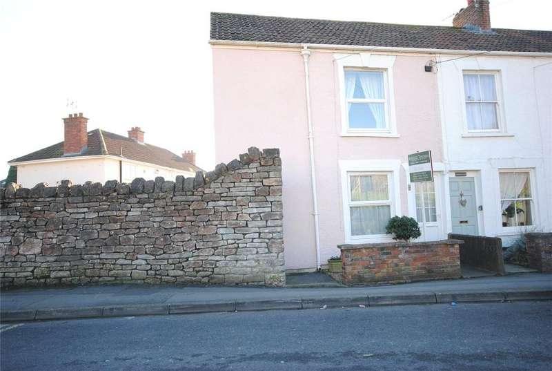 3 Bedrooms End Of Terrace House for sale in Jubilee Road, Axbridge, Somerset, BS26