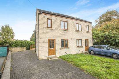 3 Bedrooms Semi Detached House for sale in Moor Bottom Road, Halifax, West Yorkshire