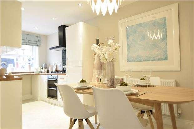 4 Bedrooms Property for sale in Plot 26 The Randolph, Churchill Gardens, Broad Lane, Yate, BRISTOL, BS37 7LA
