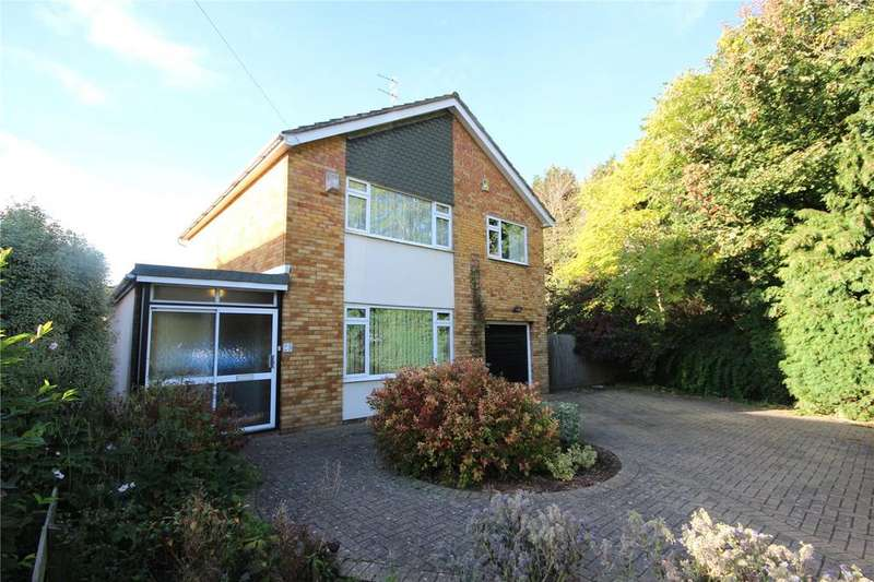 3 Bedrooms Detached House for sale in Wyck Beck Road, Brentry, Bristol, BS10