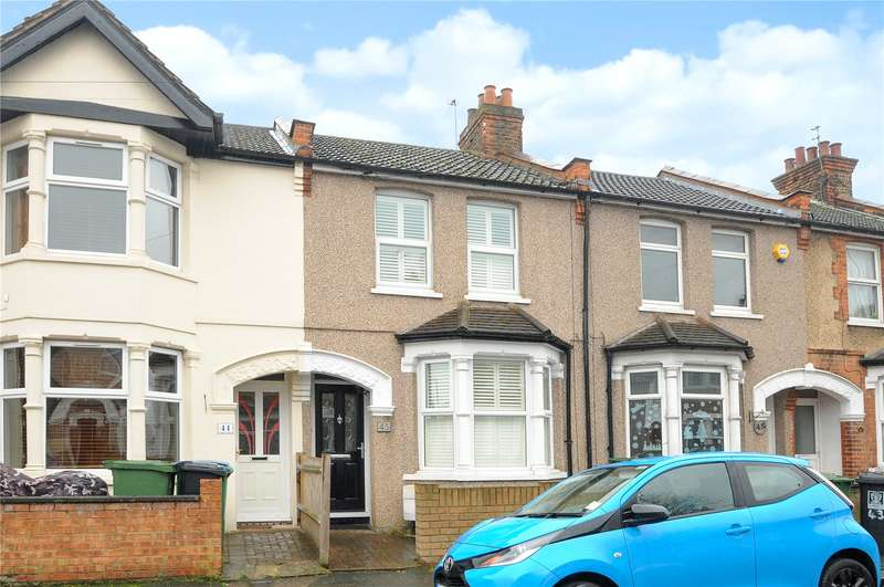 3 Bedrooms Terraced House for sale in Euston Avenue, Watford, WD18