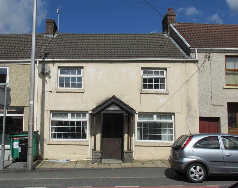 2 Bedrooms Terraced House for sale in Iscoed Road, Hendy, Swansea