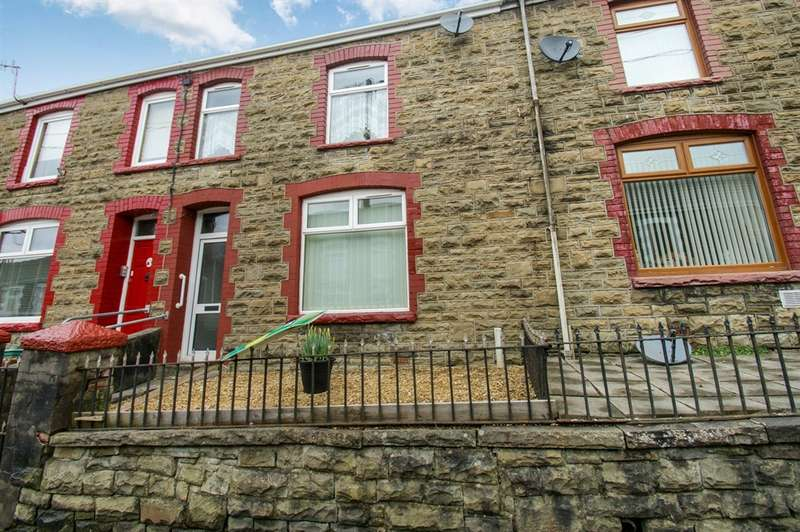3 Bedrooms Terraced House for sale in Victoria Street, Maesteg